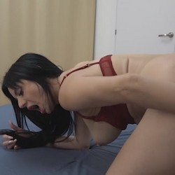 Damaris fucks a virgin boy while his mother is just there watching.